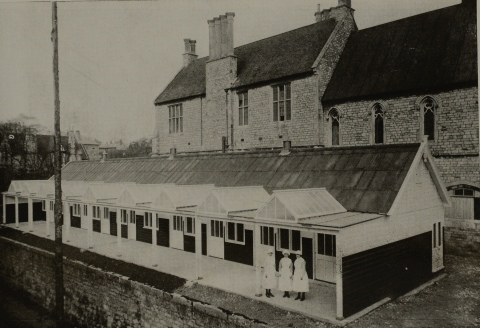 The Annexe (c) Dorset History Centre