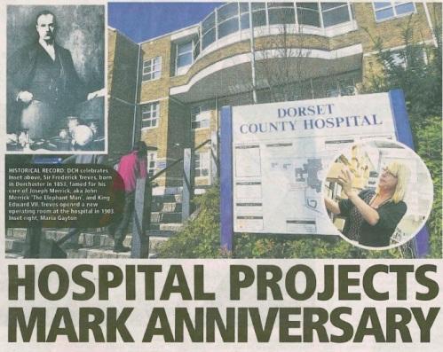 Dorset Echo anniversary