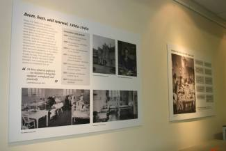 EXHIBITION PANELS 1