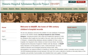 HHARP HOME PAGE