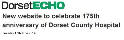 Dorset Echo article