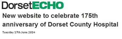 Dorset Echo article