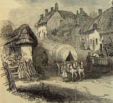Dorset Peasantry (detail 2)