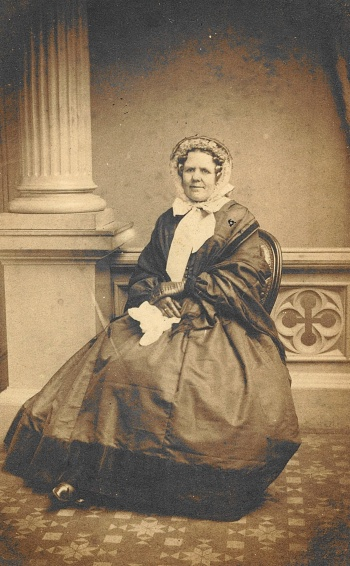 Susan Wood (© Dorset History Centre)