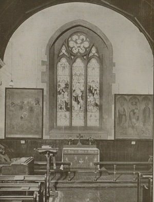The chapel in 1927 © Dorset History Centre (NG/HH/DO(C)/2/1/2)