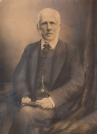 Dr. William Vawdrey Lush © Dorset County Museum