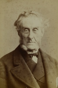 The Earl of Shaftesbury (1801-85)