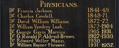 Physicians List 2