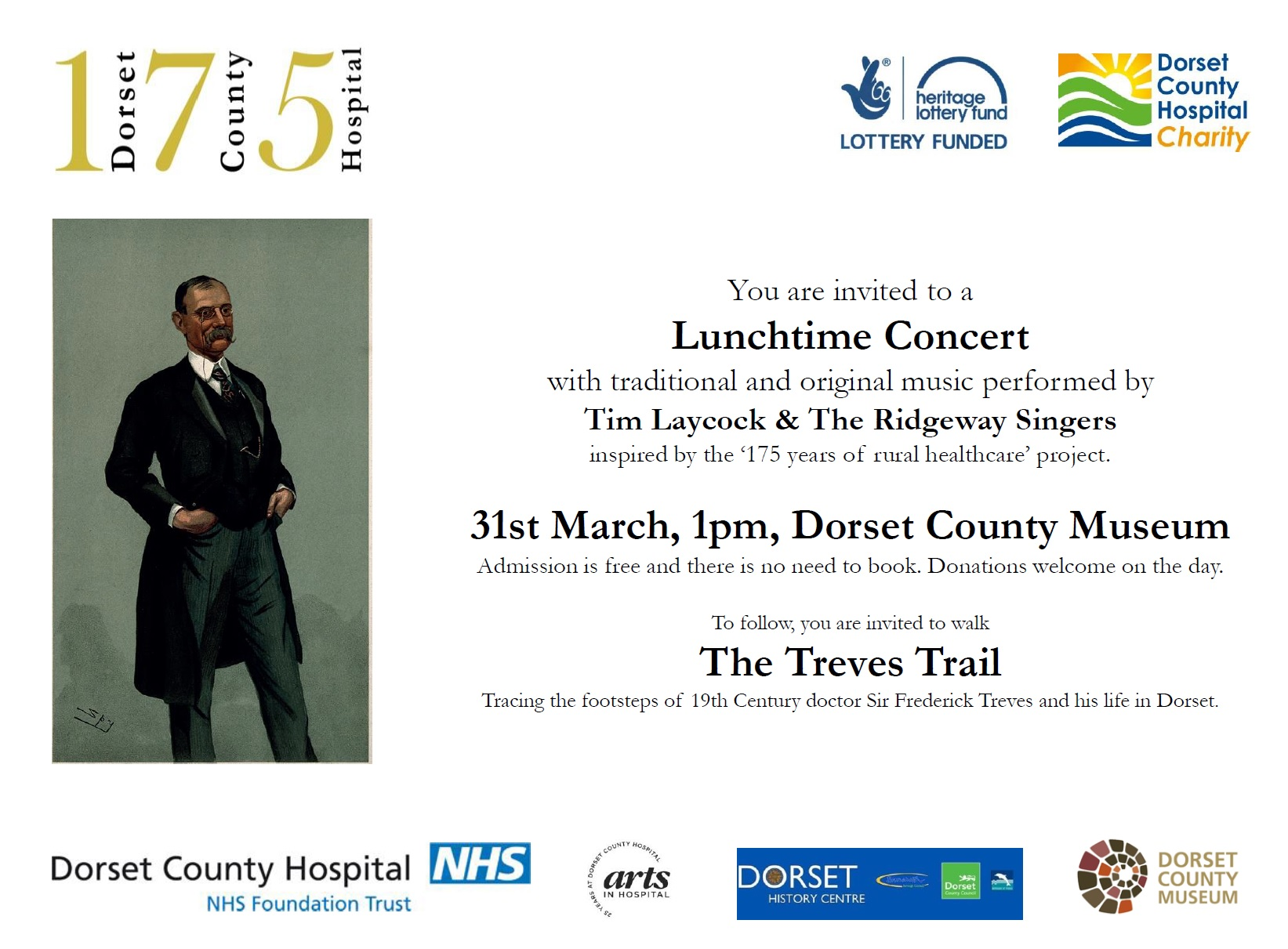 Archive 2016 the history of dorset county hospital an invitation to the final event to mark the hospitals 175th anniversary celebrations stopboris Image collections