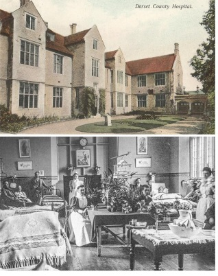 The History of Dorset County Hospital | from Victorian