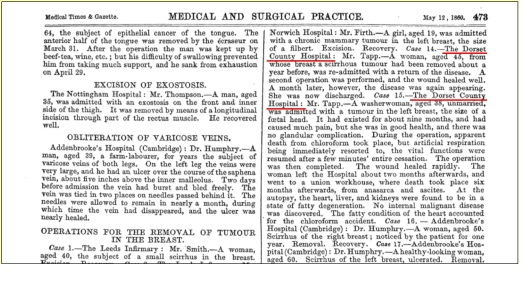 Medical Times article 2